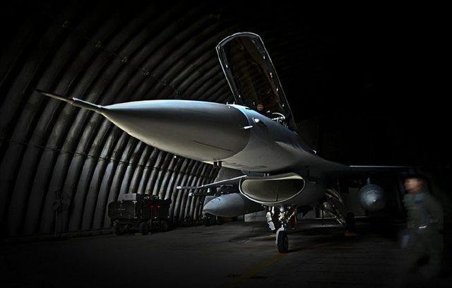 原来有上百架F16是在韩国本土生产