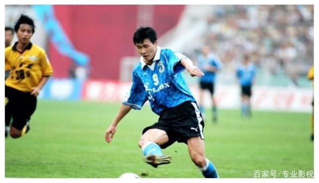 中国足球历史上的顶级高中锋,不止有傻大个!吊
