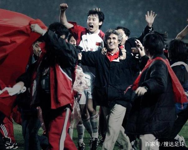 那个唯一带领中国足球走进世界杯赛场的快乐老