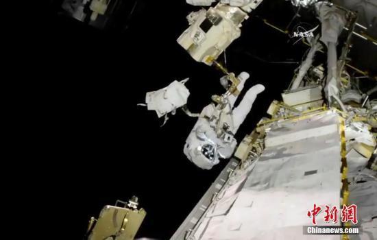 國際空間站發生輕微氨泄漏 不對太空人構成危險