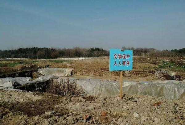 扬州城管围殴考古队员,这是要毁文物、盖房子