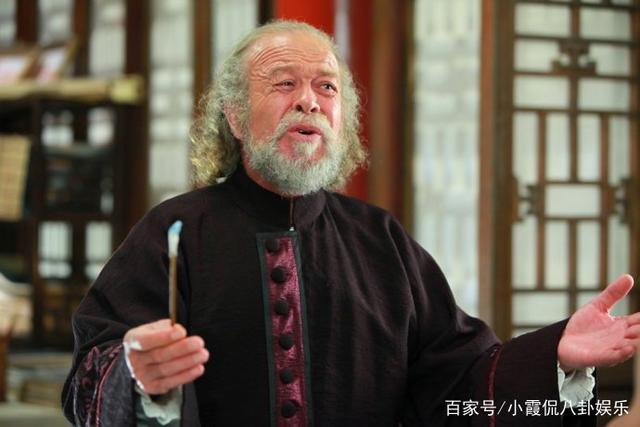 长相像外国人,其实是地道的中国人,青岛话却比