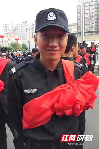 痛心!一周之内湖南3位公安民警因公牺牲_湖南名人网