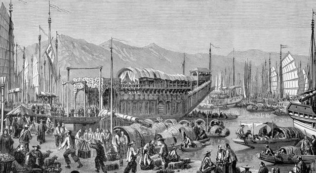 167年前的上海是啥样?