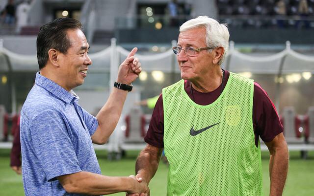 提防1比5泰国惨案!里皮强烈关注越南足球崛起