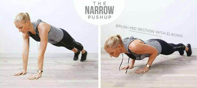 不去健身房如何锻炼手臂拜拜肉?这四招给你强