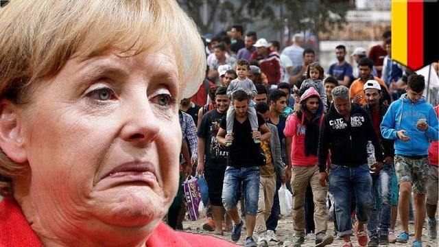 Image result for 歐洲難民現狀