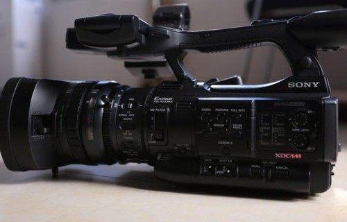 广西用户评价索尼PXW-X280摄像机