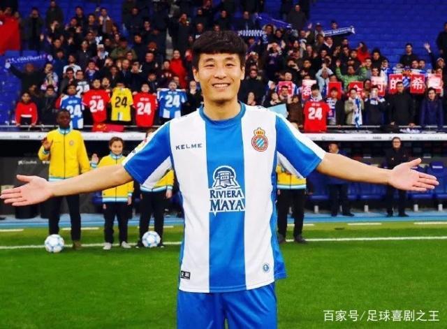 武磊还未迎来西甲首秀,张玉宁就率先发难了!