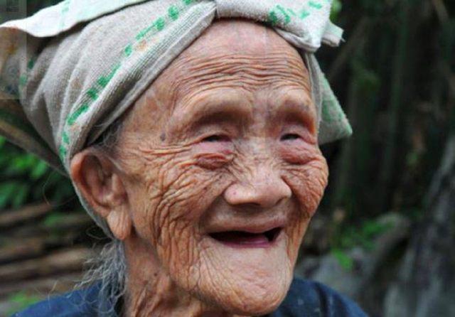 世界上最长命的四个人:中国有3人,韩国有一人