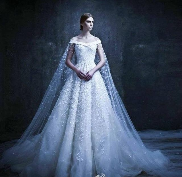 盘点世界上最美的婚纱礼服,不服都不行