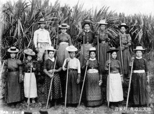美国的夏威夷州,为何遍地是日本人?