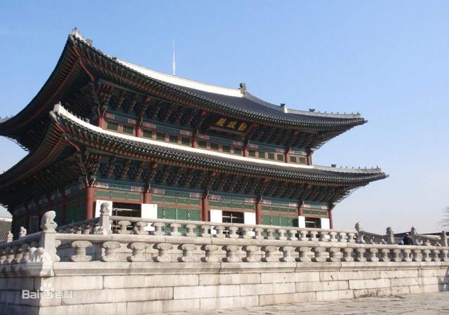 首尔五大宫之首,朝鲜建国初期建造的第一座宫