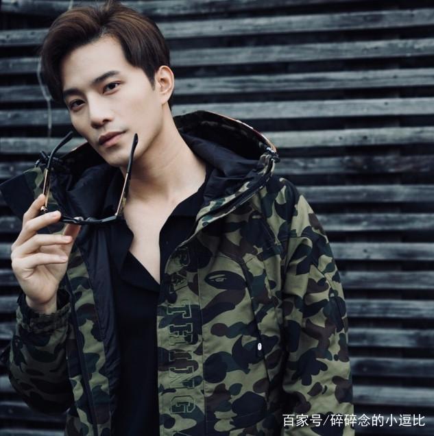 安侯世子爷扮演者徐志贤竟然是泰国人,颜值圈