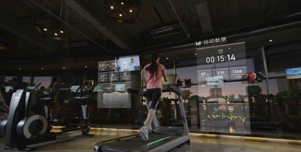 国内首家智慧健身房来了!健身也能全流程数字