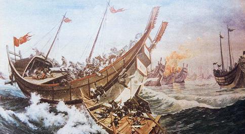 历史上元朝两次入侵日本失败的真正原因是什么