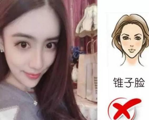 网红脸和天然美女差别真大,教你如何辨别网红脸