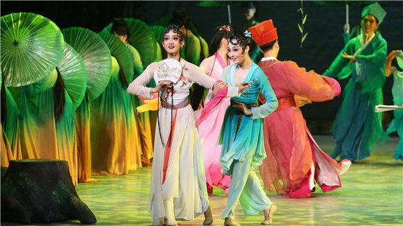戏曲舞蹈与传统舞蹈的联系,中华艺术的瑰宝!