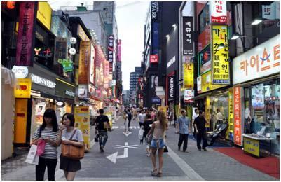 去韩国工作怎么样?