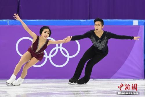15日冬奧前瞻:隋/韓重演《圖蘭朵》 冰壺女隊一日雙賽