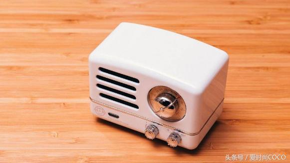 众筹明星:猫王蓝牙音箱网红收音机,颜值爆表突