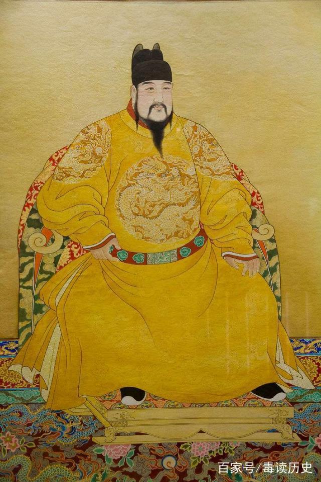 明朝首都在明成祖朱棣死后,差点让不待见的儿