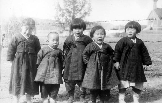 高清老照片:伪满洲国时代的东北人民生活