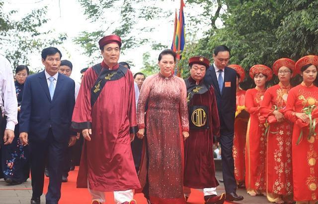 越南2020年雄王祭祖照常举行:国家级规格,超过中国陕西公祭黄帝