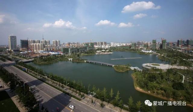 蒙城孔县长政府报告:2019年规划建设万达广场