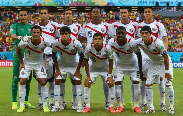 从5球惨败到加时赛巴西才艰难取胜,哥斯达黎加