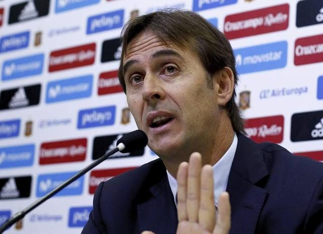 距离世界杯还不到两天时间,西班牙宣布解雇主