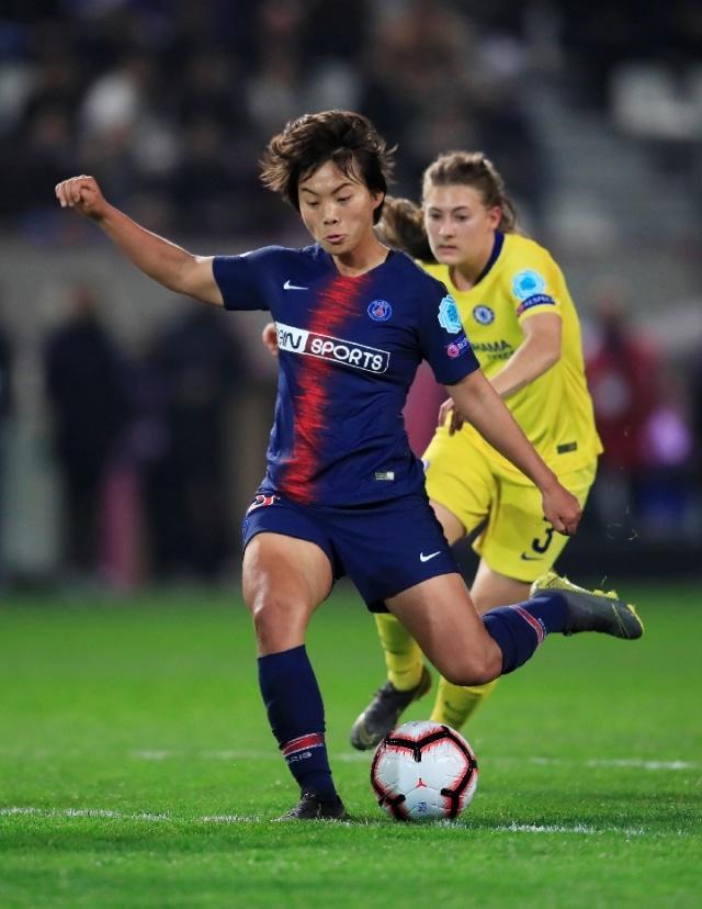 女足欧冠|大巴黎赢球仍出局 半决赛切尔西战