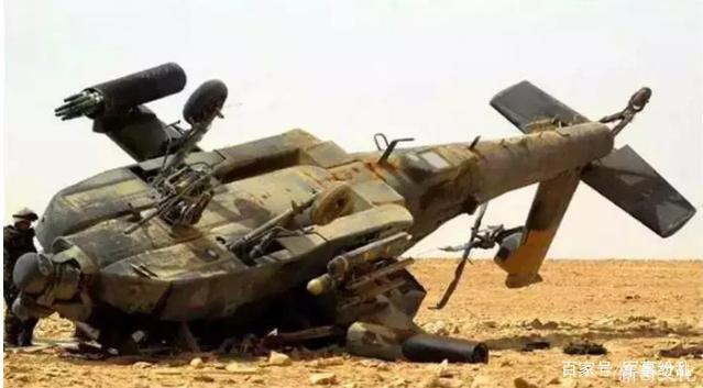 重大消息!又一架阿帕奇直升机被击落,美军怒斥