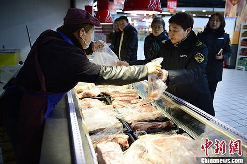 2017年第四季度全國食品樣品抽檢總體合格率為97.8%