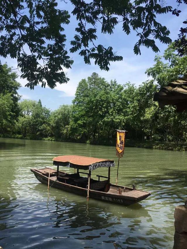 杭州西溪国家湿地公园:距离市中心仅仅6公里的