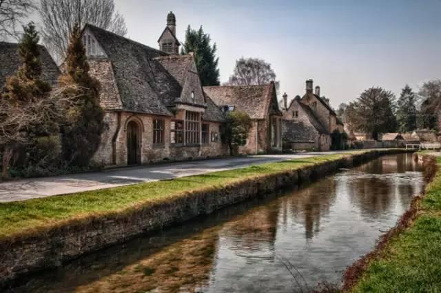 世界田园乡村最佳实践案例--英国科茨沃尔德