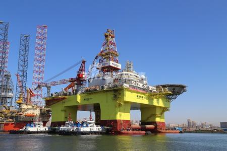 开采南海石油!图解中国第六代半潜式钻井