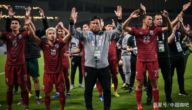 泰国媒体预测:中国男足与泰国队常规时间打平