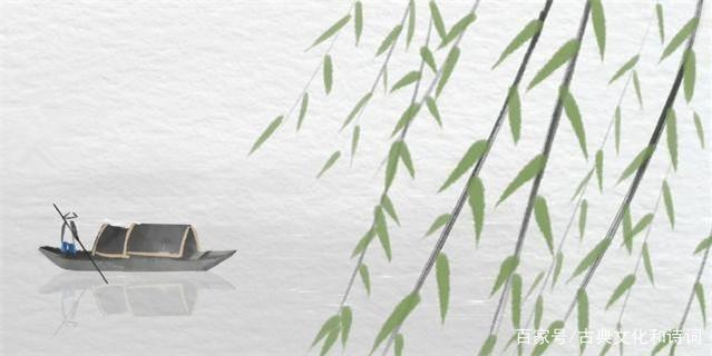 7首描写春风的古诗:唯有门前镜湖水,春风不改