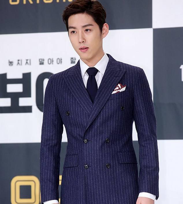 韩国演员白成铉将于2018年1月2日入伍,以海洋