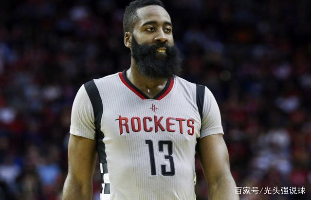 NBA最高年薪大排名:哈登在杜兰特之上,第一名