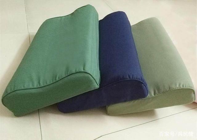 你会正确使用军用枕头吗?