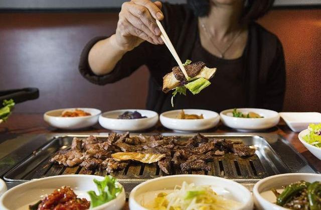 在韩国、日本、中国吃饭,分别有什么样的感受