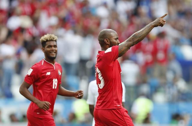 为巴拿马打进世界杯首球的英雄 居然和中超活