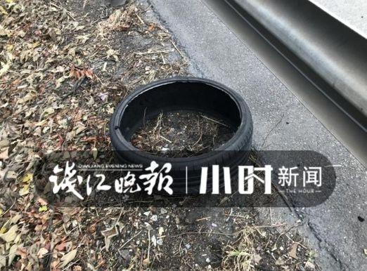 """新闻资讯-免费yoqq兰博基尼在高速上开着开着,一个轮胎突然""""跑了""""!yoqq资源(2)"""