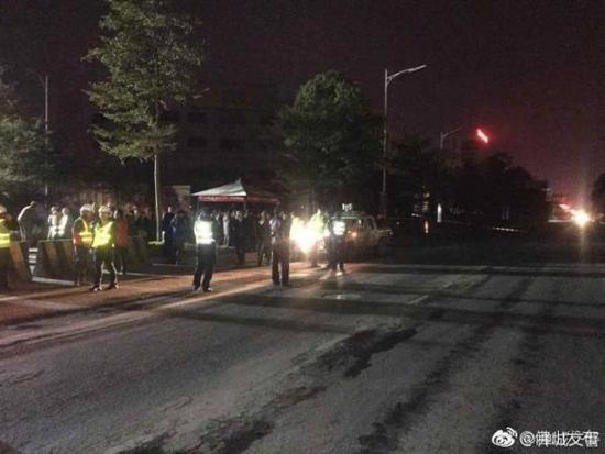 廣東省就佛山路面塌陷致8死事故成立調查組
