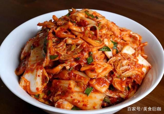 韩国人:泡菜是我们祖先的伟大发明,应该申请专
