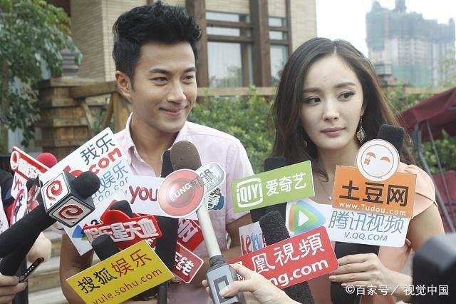 杨幂刘恺威时隔五年再合体,网友:等拍完电视剧