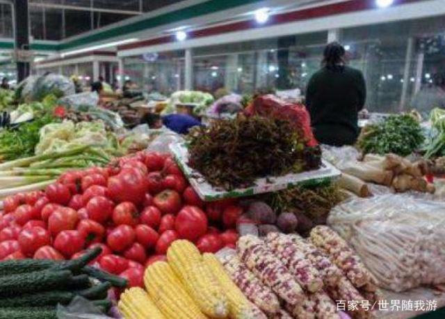 美国网友评价各国菜市场,日本干净印度脏,对中