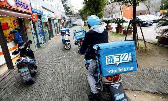 外国人感叹中国外卖系统:绝对世界第一!